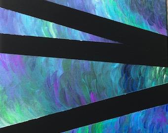 Mermaid Stripes #1