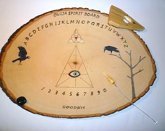 Ouija Board  and Pendulum Board Wicca