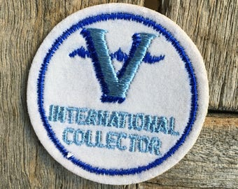 Voyager International Collector Patch