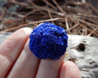 Azurite Nodule AAA large specimen 25mm half