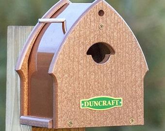 The Chickadee Enterprise Bird House