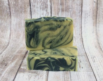 Face Soap, Facial Bar Soap, Neem Oil and Activated Charcoal Face and Body Wash, Clean Face Soap, Non Oily Soap, Non Drying Soap