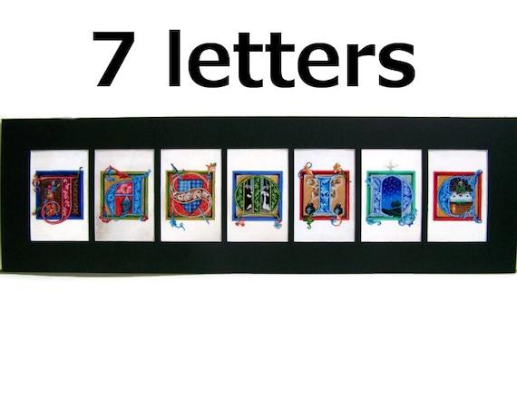 7 Buchstaben