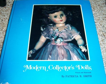 Doll Reference Book Modern Collector's Doll Identification & Value Guide Second Series by Patricia R. Smith