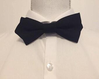 Elegant Black man bowtie