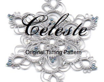 Céleste -  TATTING PATTERN
