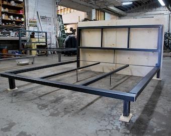 Bed Frame w/o Wood