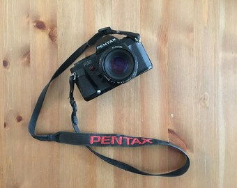 Pentax P30 (Pentax P3) with a beautiful Pentax-A 50mm lens - FULLY WORKING