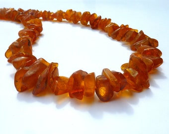 Gold Honey Baltic Amber Necklace.Natural Amber Pendant.Baltic Amber Jewelery.Untreated Amber Jewelry.Sun Summer Fashion