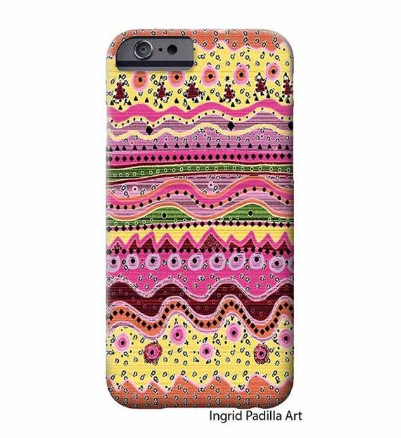 iPhone 7 case, Whimsical, iphone case, iphone 8 case, iPhone 7 plus case, Ingrid Padilla phone case, iPhone 5S case, iPhone 8 Plus case, art