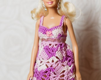 doll clothing kit  sundress for Barbie clothing for Barbie Сарафан для Барби берет комплект