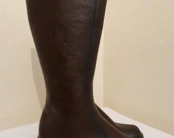 Vintage 1960's 'Derri Boots' - Never Worn!! UK Size 4 - So Cute!!