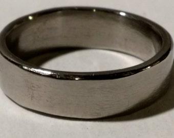 Anodized ring Etsy