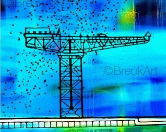 Clydeside, Finnieston Crane