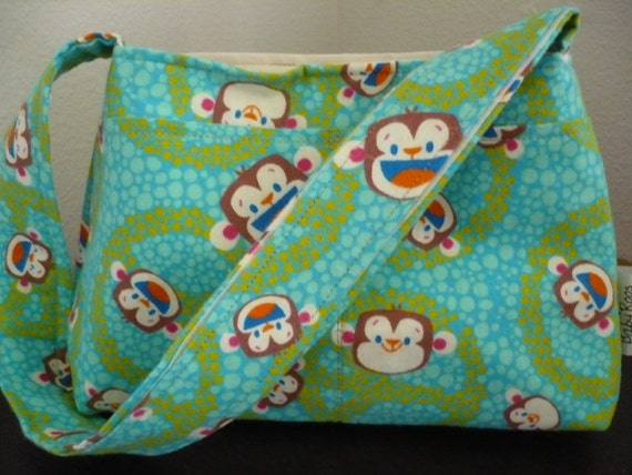 Laughing Monkeys Mini Diaper Bag