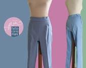 Long trousers