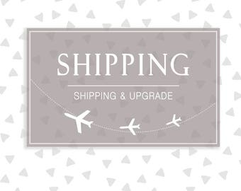 Shipping fee only • SHP