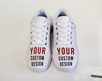 Custom shoe decoration, the way you want