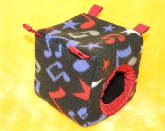 Cube 6x6x6 inches - for rats/sugar gliders