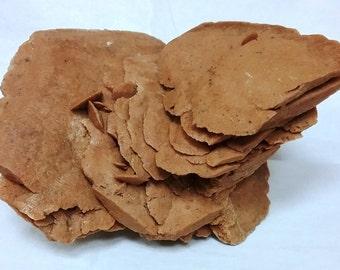 Sand Rose Selenite Cluster Mineral Specimen SAND19
