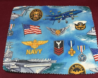Mouse Pad, Computer, Navy, FREE shipping, Computer Mouse Pad