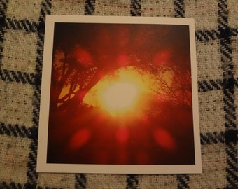 Photo Print: Eye of the Sun