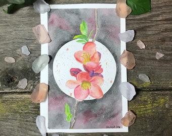 Flower Series 3/4