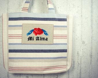 Mi Alma - Big Tote Bag