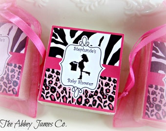 Cowgirl, Baby Shower Favors, Baby Shower Soap Favors, Soap Favors, Shower Favor