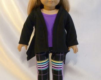 Casual  outfit for an 18 inch doll S4