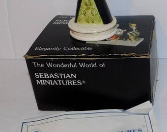 Sebastian Miniature SML-153A Countess Olivia for Collector's, with Original Box and Paperwork, 1987