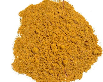 Maharajah (Indian Curry)  - Handcrafted Spice Blend - All-Natural, Organic, Vegan, Fair-Trade