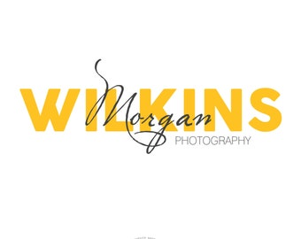 Premade Logo - Photography Logo - Photography Watermark