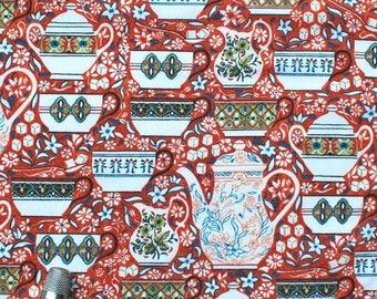Liberty Fabric fat quarter - Elevenses B Tana Lawn