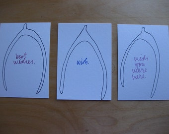 Wish mix gift tags