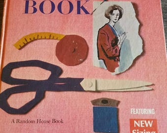 Vintage McCall's Sewing Book 1960s DIY