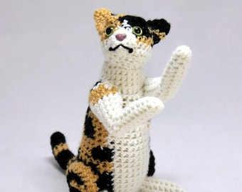 Calico Cat Doll