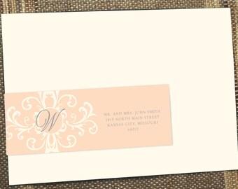 wedding invitation address labels template akba greenw co