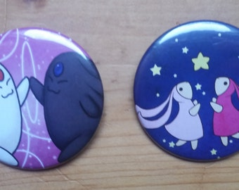 Clamp Buttons