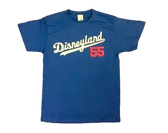 Disneyland Dodgers T-Shirt (Blue)