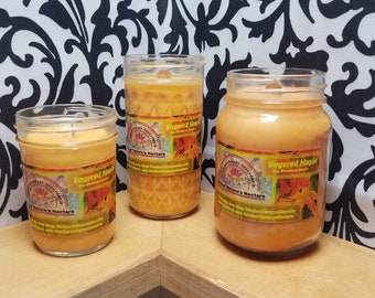 Sugared Maple - 100% Soy Wood Wick Candles