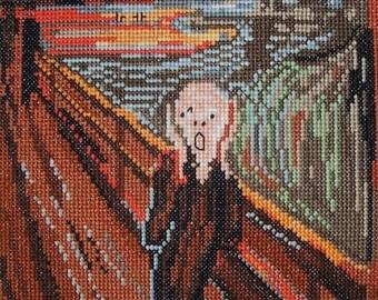 The Scream--LB04223