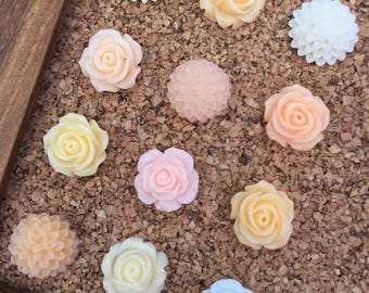 Decorative Thumb Tacks, Bulletin Board Girl Room, Decorative Push Pins, Pushpins, Thumbtacks, Gifts for Friends Women, Gifts for Co Workers