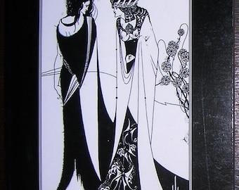 SALOME by Oscar Wilde & UNDER The HILL by Aubrey Beardsley - 2 Novels in 1 Book