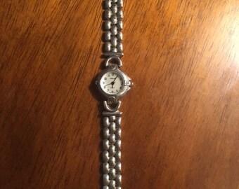 Silver Appear watch for women