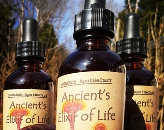 Ancient's Elixir of Life