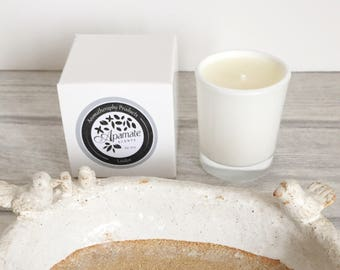 HYGGE Votive Candle with natural ingredients. Gift idea or treat idea for yourself. Vegan candle