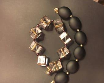 Cubed bracelet