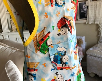 Thomas Childs apron