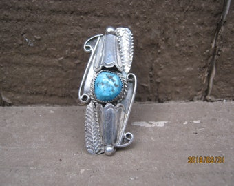Vintage Navajo Ring-RESERVED-Not Available for Sale